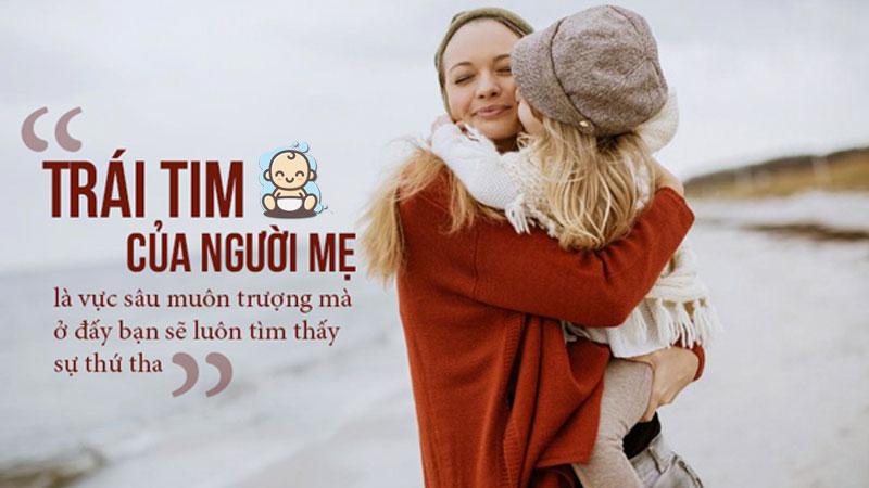 Banner như tình yêu của mẹ