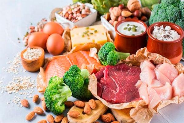 Bổ sung thực phầm nhiều vitamin