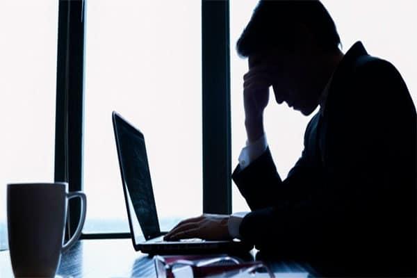 Do căng thẳng mệt mỏi