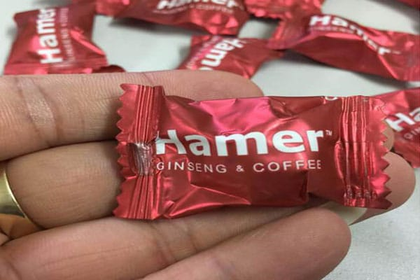 Kẹo sâm Hamer có tốt không?