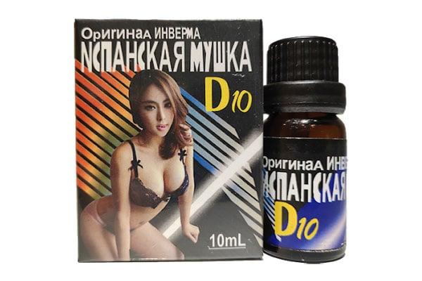 Thuốc kích dục nữ D10 là gì?