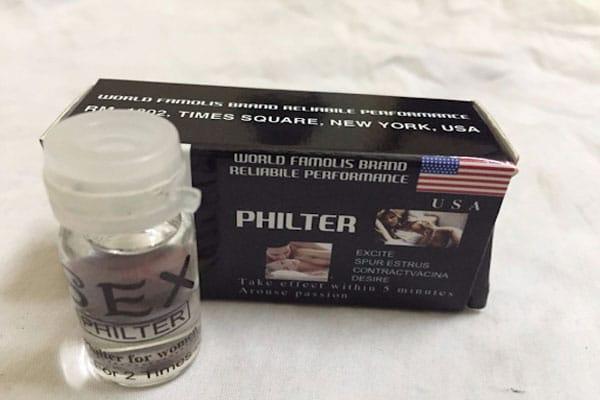 Thuốc kích dục nữ Sex Philter là gì?