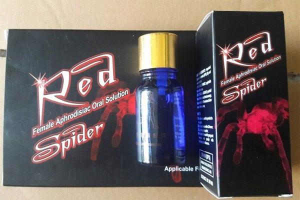 Nước kích dục thần tốc Red Spider