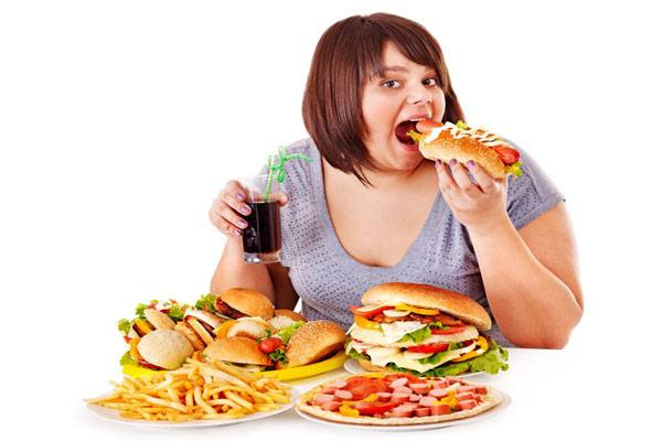 Người bị béo phì