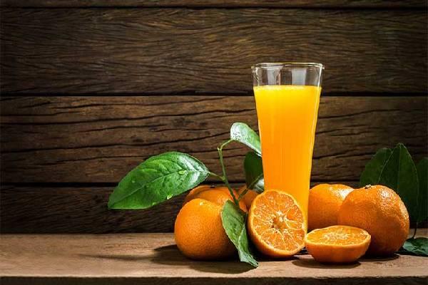 Nước cam rất tốt cho sức khỏe