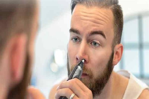 Sử dụng máy tỉa lông mũi là giải pháp tối ưu