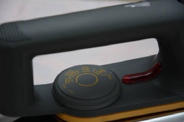 Chức năng điều chỉnh nhiệt độ của Philips 1172